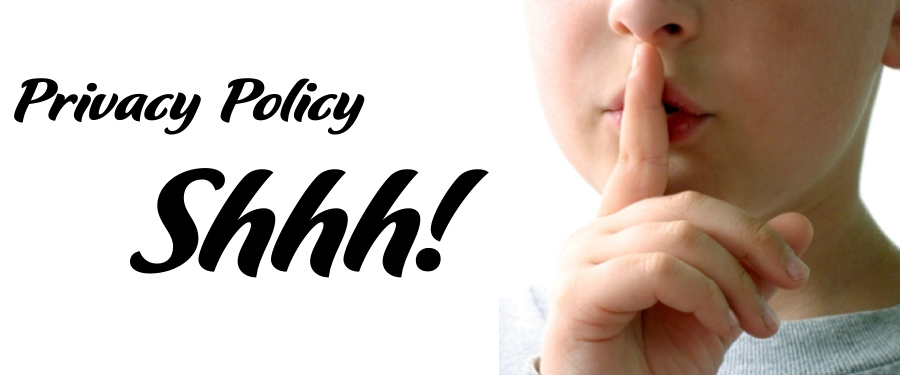 privacy Policy Shhh!