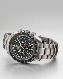 ‪OMEGA Titanium Speedmaster Co-Axial‬